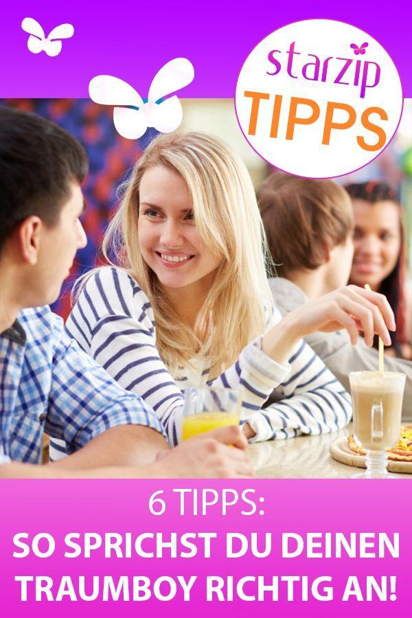 Wie flirten mit jungs