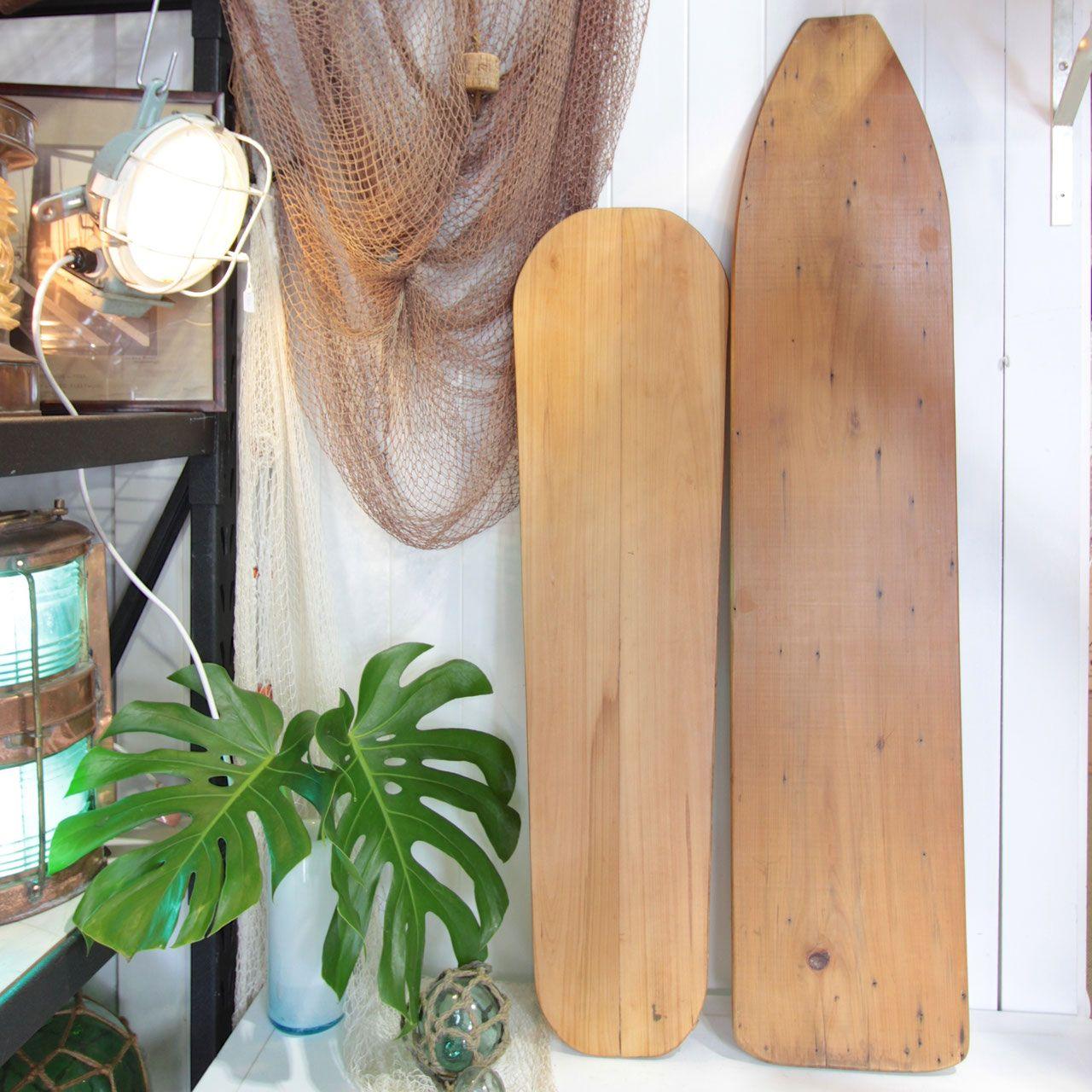Vintage, Skiing, Coastal