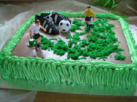 Fussball Torte Perfekt Fur Die Eigene Fussball Wm Party Motiv Kuchen