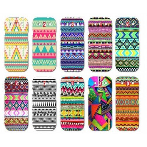 Aztec phone covers