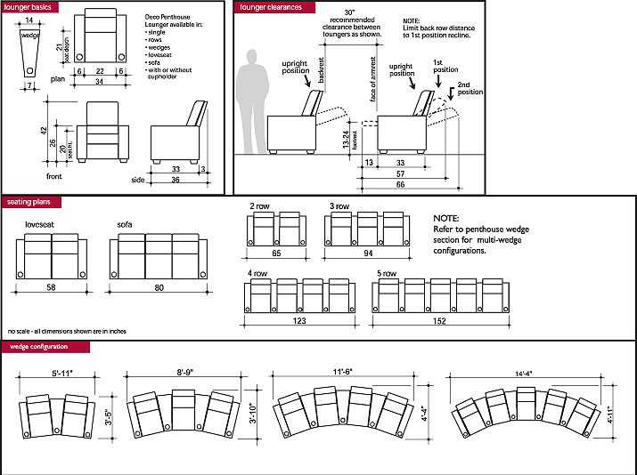 Home Theater Seating Dimensions Home Theater Seating Home Theater Setup Theater Seating