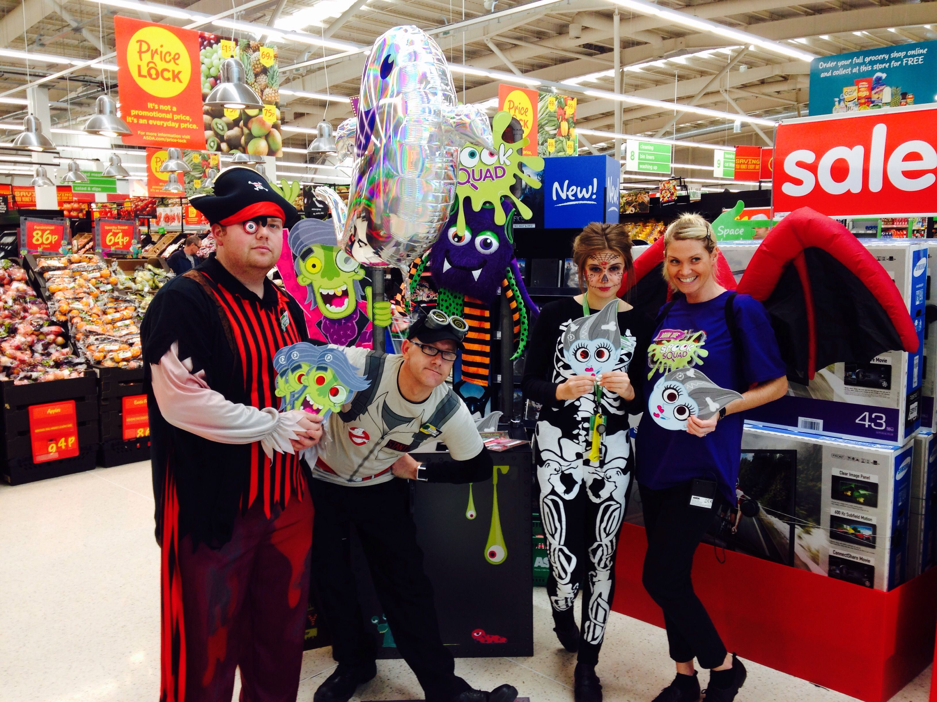 Colleagues At Our Lincoln North Hykeham Store Are Getting Into The