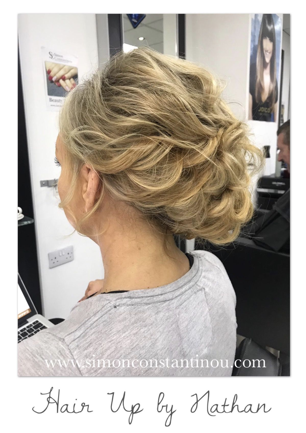 A Gorgeous Hair Up By Nathan Perfect For A Black Tie Event Book Your Hair Up With Nathan Or One Of Our Hair And Beauty Salon Ball Hairstyles Gorgeous Hair