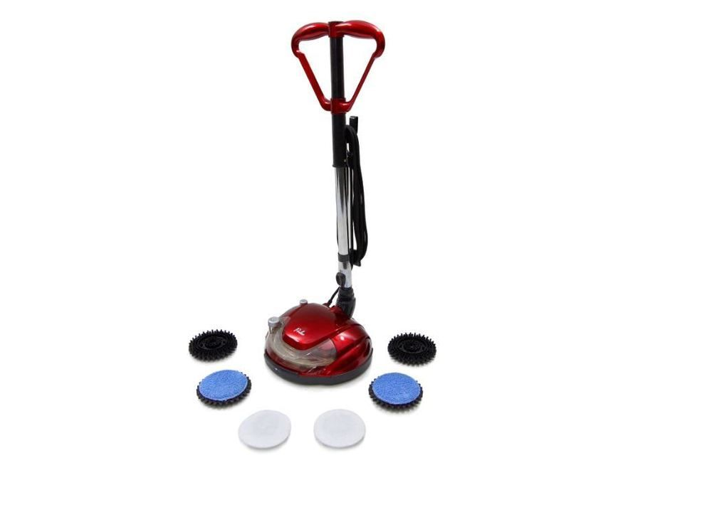 Details About Wood Floor Cleaner Machine Hard Floor Scrubber Buffer