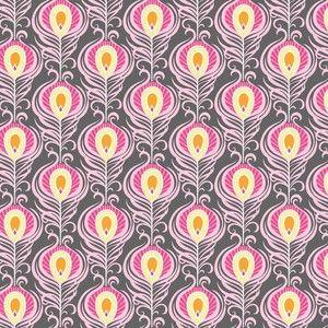 Josephine Kimberling - Caravan Dreams - Deco Peacock in Pink