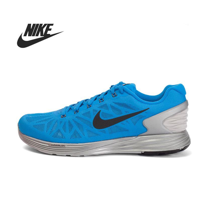 Nike Lunarglide 6 Appartements Travestissement Bleu sortie 100% authentique u8vVkO3R8Q