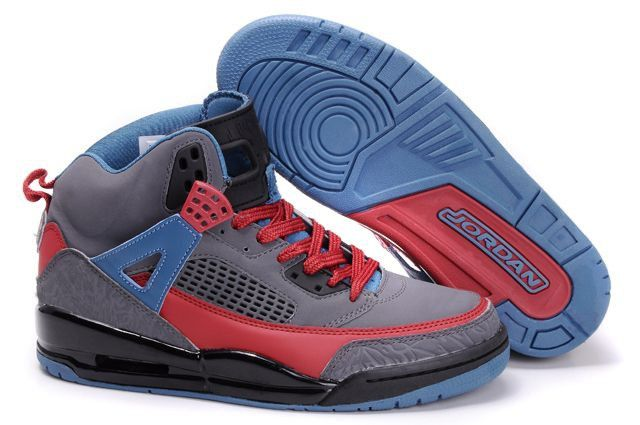quality design 09d03 3a913 Air Jordan Shoes Blue Spizike 3.5 Retro Mens