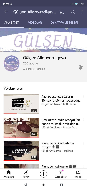 Abonə Olmagi Unutmayin In 2021 Youtube