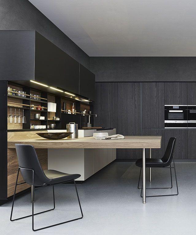 Poliform Varenna Phoenix | Residential | Pinterest | Cucine, Cucina ...