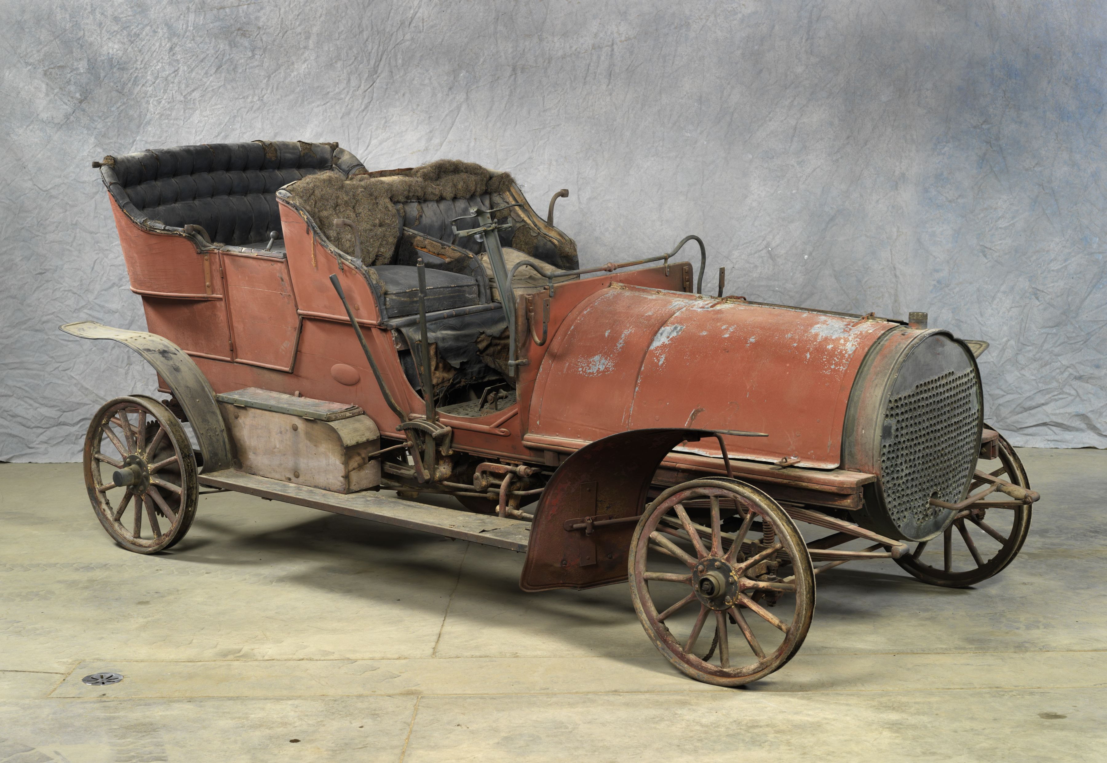 1907 LAMBERT SPECIAL EDITION TONNEAU: The Smithsonian Institute ...