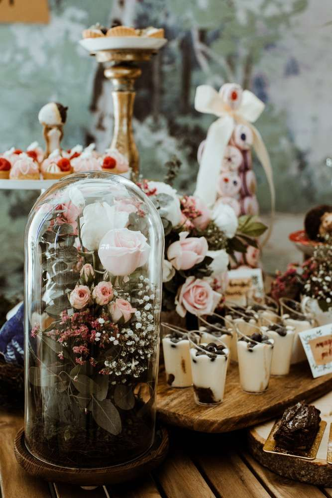 Fun Birthday For Girls: Enchanted Forest Tea Party   The Well Appointed House Design, Fashion and Lifestyle Blog