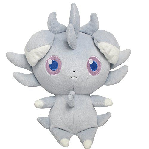 Sanei-PP32-Pokemon All Star Collection-Zorua 7-Inch Stuffed Plush
