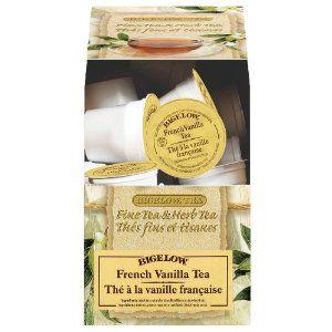 Bigelow Tea French Vanilla Tea, 24-Count K-Cups