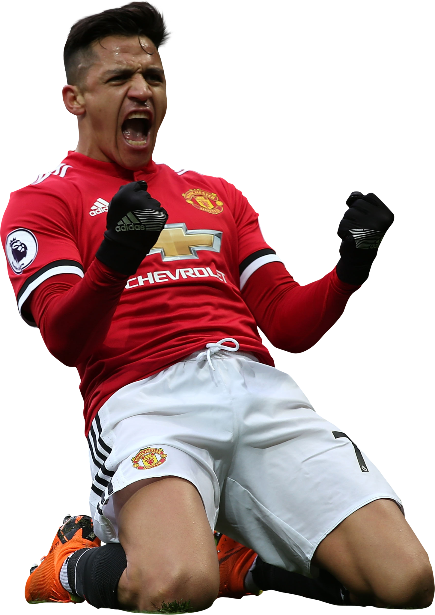 Alexis Sanchez Manchester United Football Club Manchester United Football Alexis Sanchez