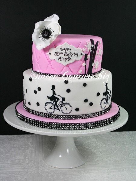 michelle - vélo & ski | gâteaux | pinterest | michel, fete julie