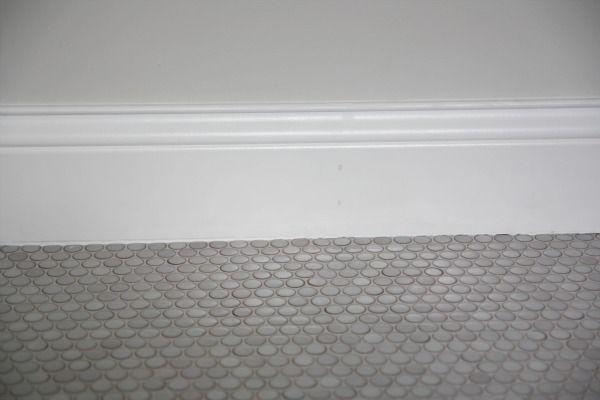 Ceramic Tile Trim Quarter Round