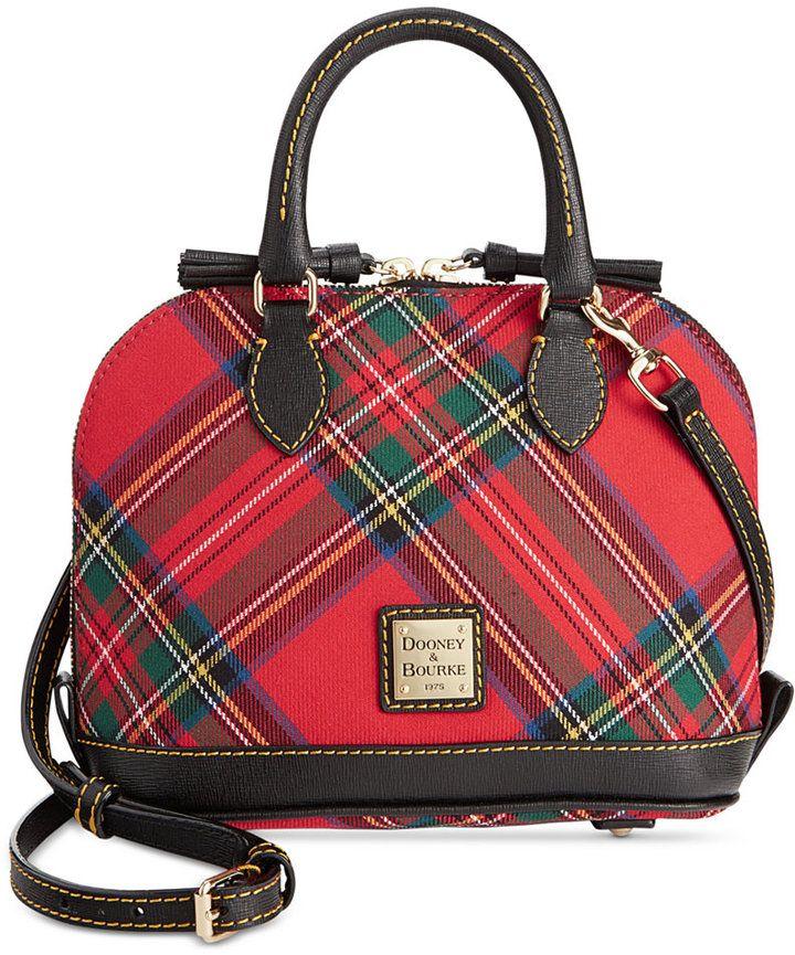64ca5d83e Dooney & Bourke Tartan Bitsy Bag | Celtic Fashion | Burberry ...