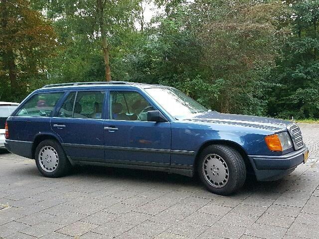 Oldtimer Te Koop Mercedes Benz E 300 W124 300te Automaat 7 950