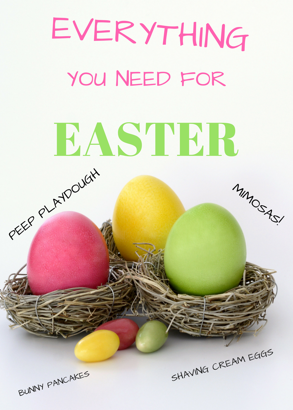 Eggs actly all the inspiration you need for easter easter all you need for easter awesome ideas for food drink activities gifts negle Gallery