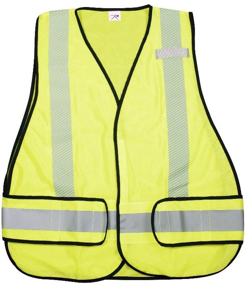 Safety Green Reflective Tape High Visibility Public Safety