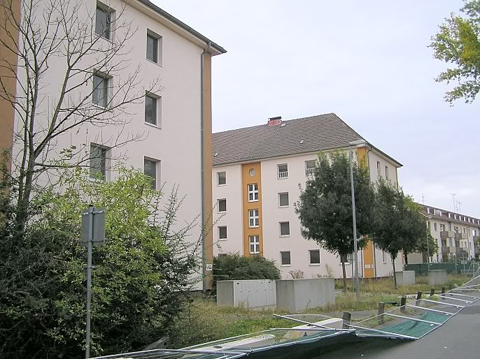 Trend Housing in Hanau Germany that we lived in before moving to Fliegerhorst
