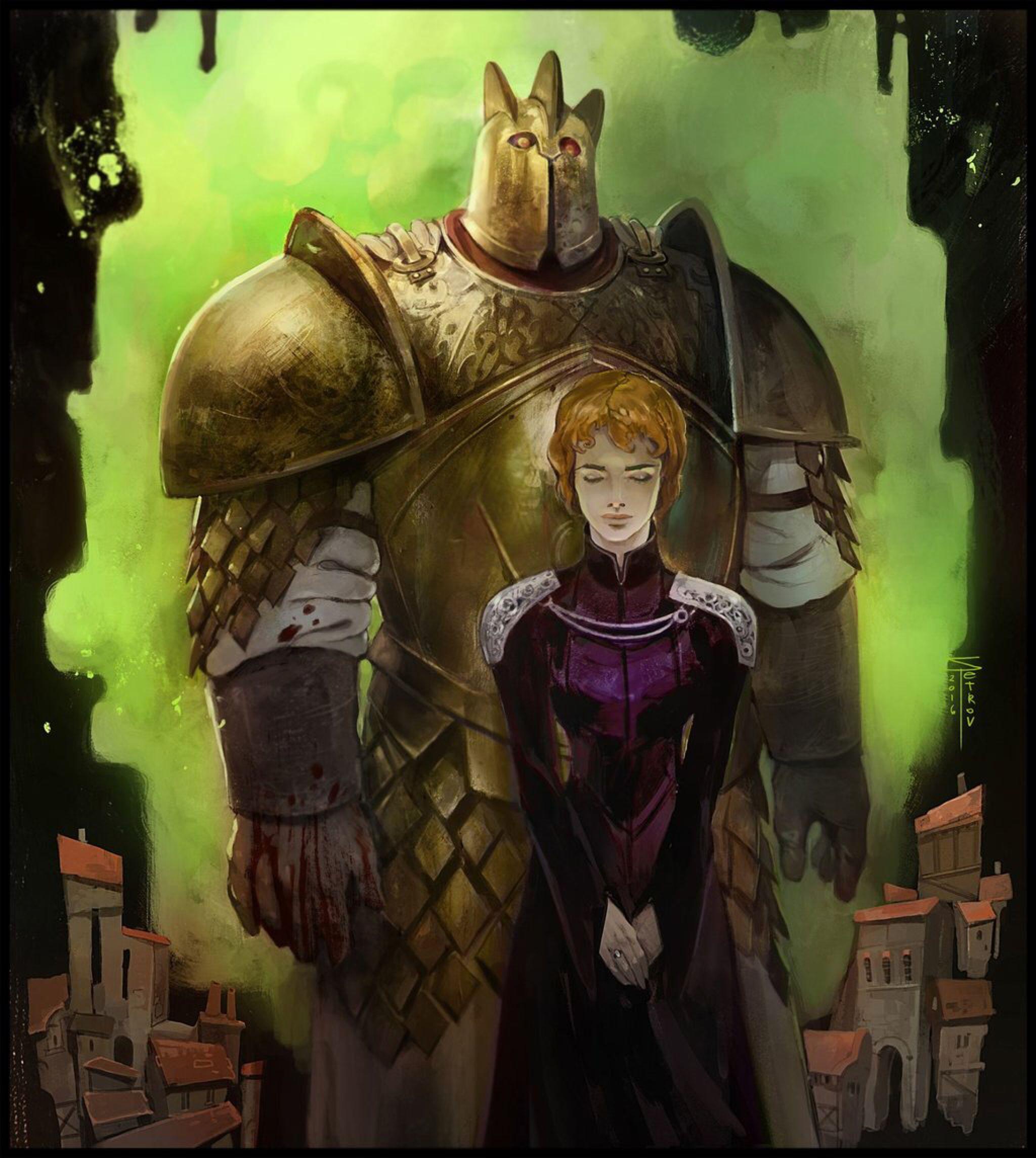 Cersei Lannister season 6 by SvetoslavPetrov on