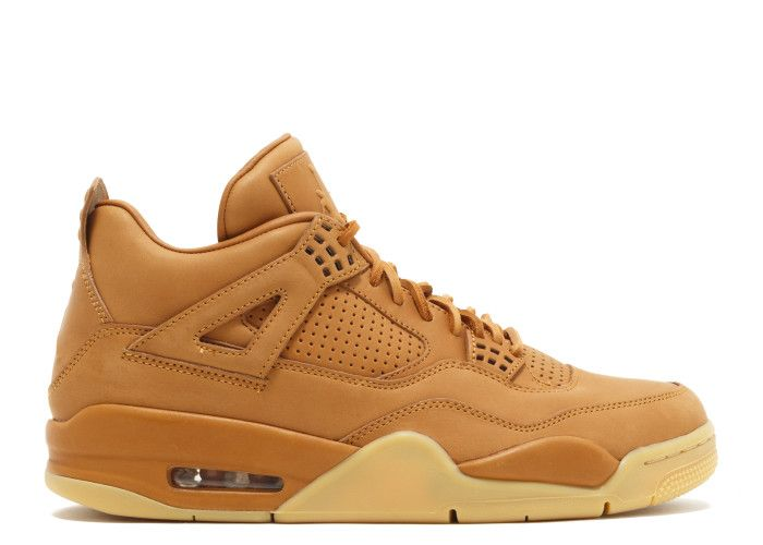 Air Jordan 4 Premium Ginger Release Date. The Wheat Air Jordan 4 Premium in  Ginger and Gum Yellow is the next Air Jordan 4 Premium that releases for  Winter