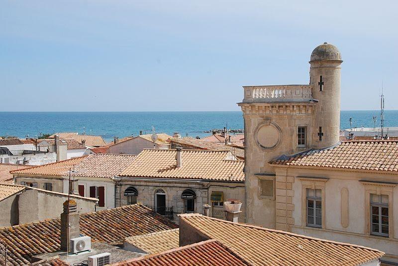Saint Marie de la mer - France