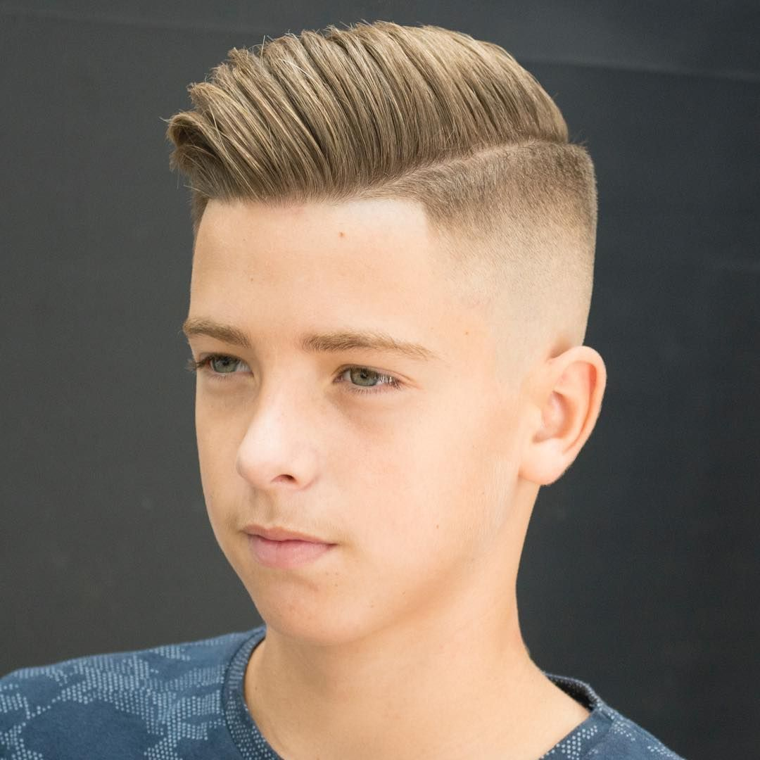 Short sides long top mens haircut comb side part menshairstyles  mens hairstyles in   pinterest