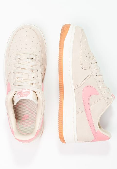 air force 1 bianche e nere bambino