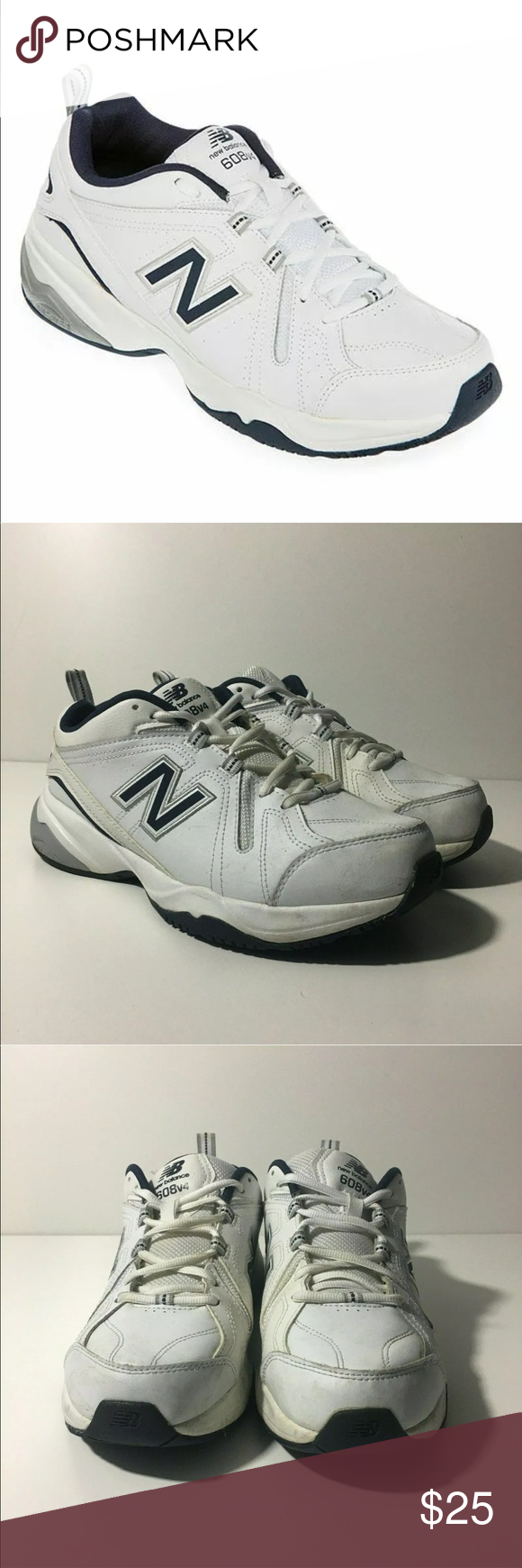 New Balance 608v4 Men Training Shoe 8.5