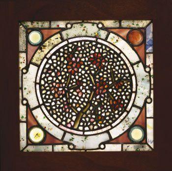 John La Farge Stained Glass Window