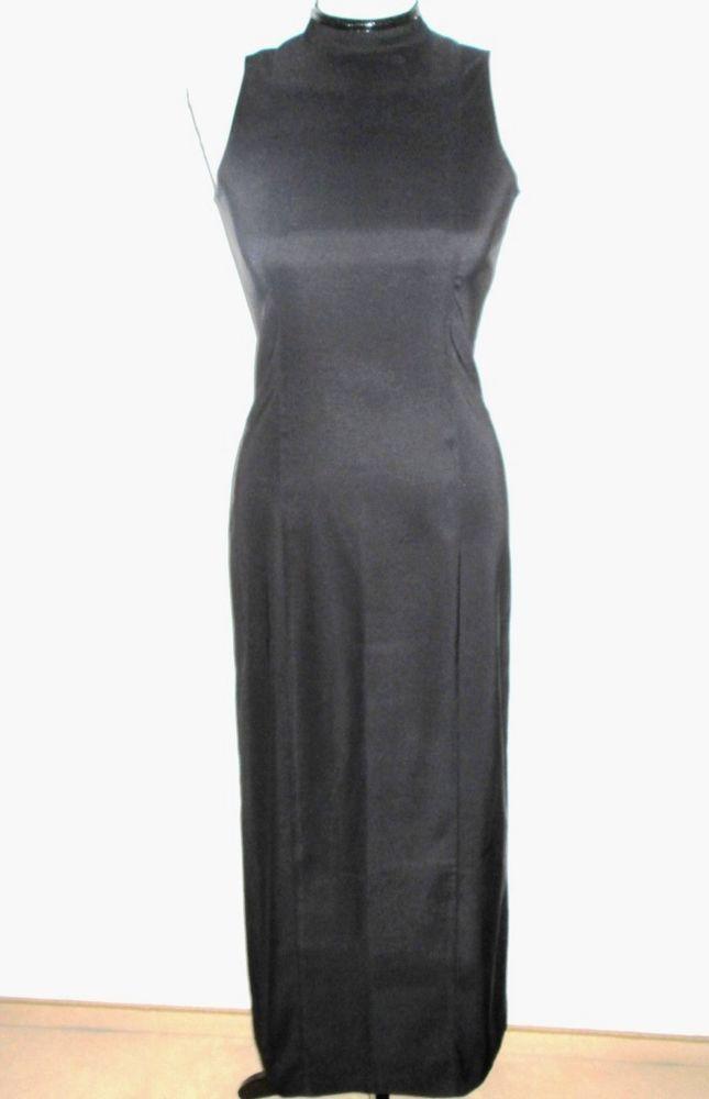 Street One Kleid bodenlang schwarz, Gr.34 * * * | Mode ...
