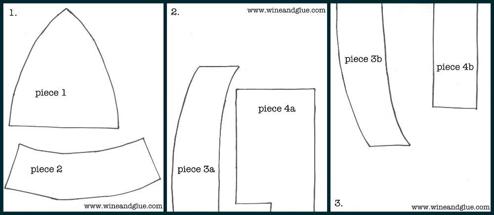knight_helment_hat_free_pattern | sewing | Pinterest | Fasnacht ...