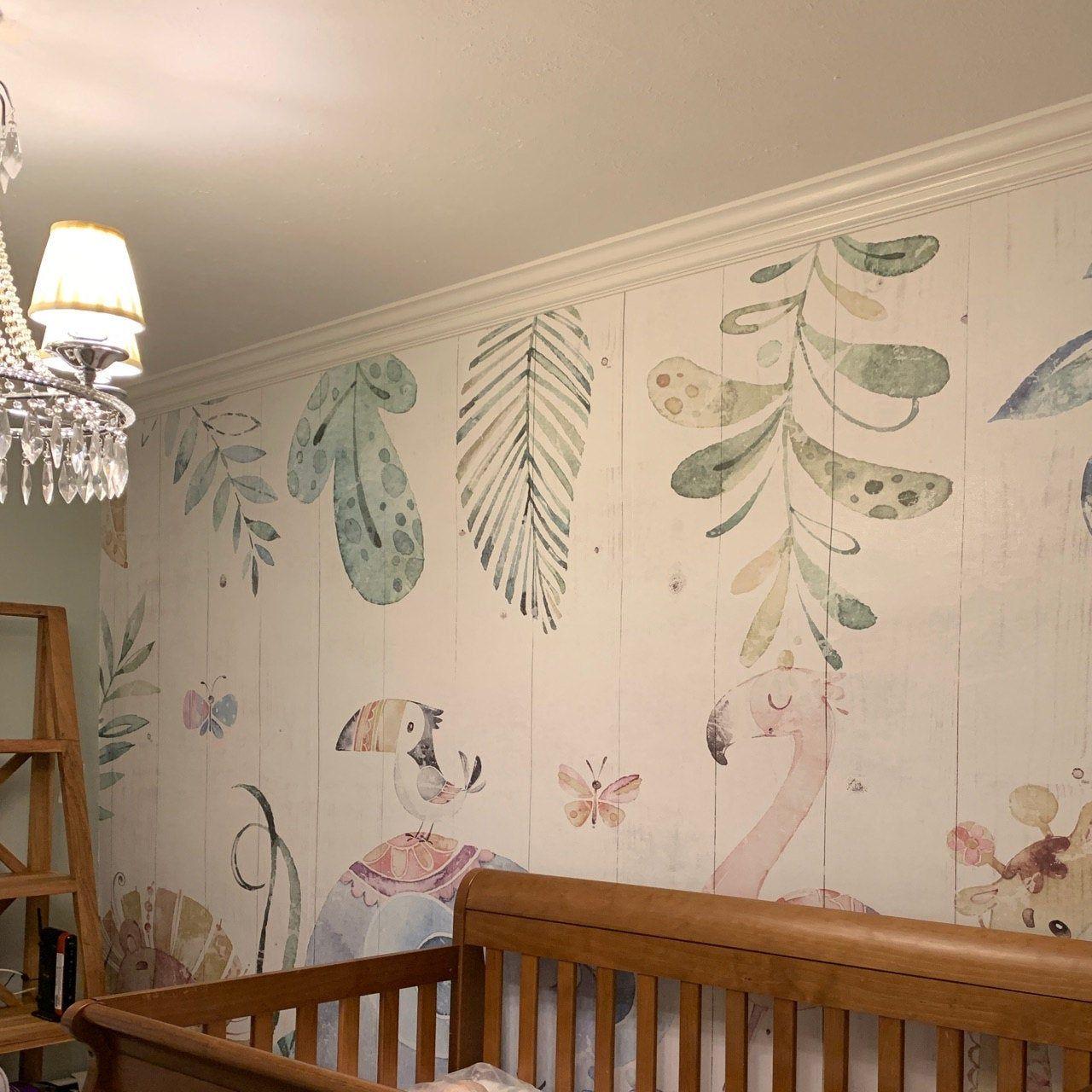 Child Room Wallpaper Nursery Wall Mural Baby Room
