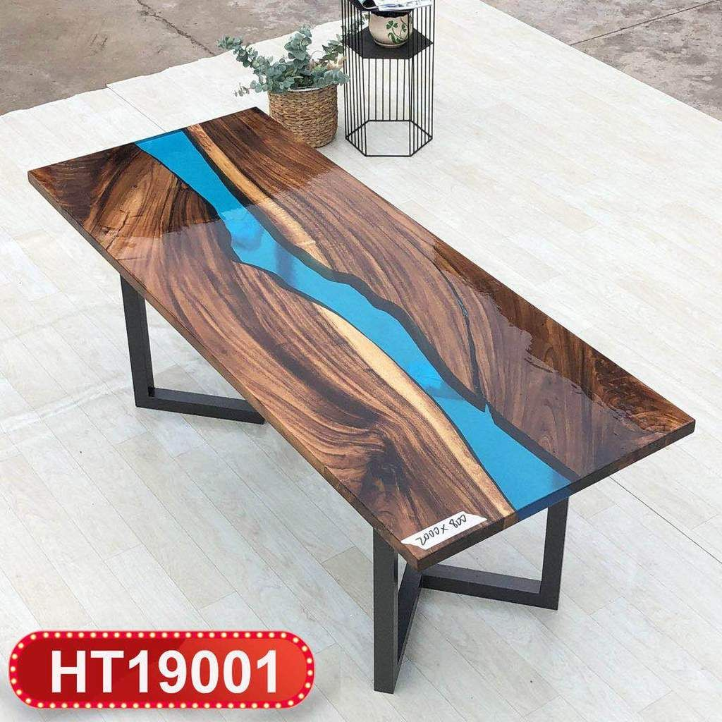 Mkrt 190636 1pc Drop Shipping Dining Table For 8 People Long Size