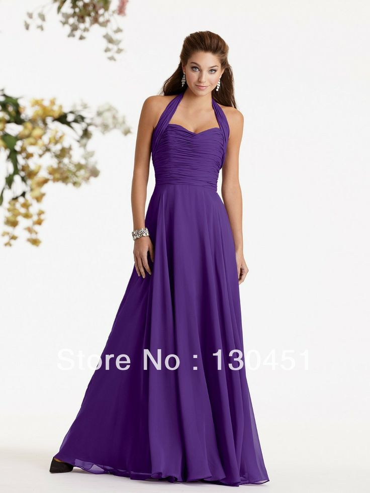 cadburys chocolate purple bridesmaid dresses - Google Search ...