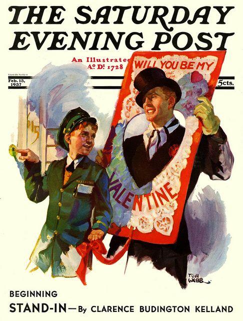 Valentines Telegram Flickr Photo Sharing