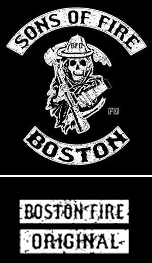 Son's of Fire - Boston Fire Dept.