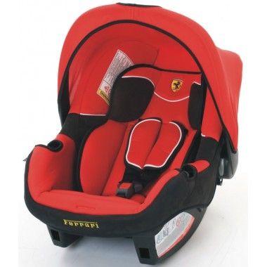 Baby Ferrari car seat. -I just d! | Baby stuff.❤ | Pinterest ...