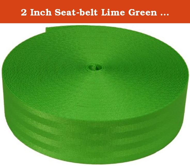 100 Yards 1 1//2 Inch Dark Green Polypro Webbing Closeout
