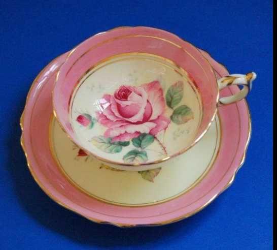 Rose Te Cup