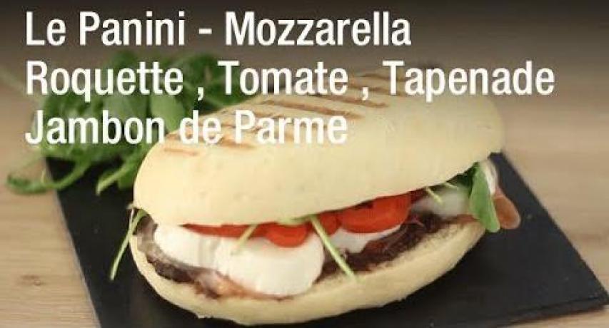 Panini Minceur à L Italienne Au Poulet Mozzarella Et Pesto