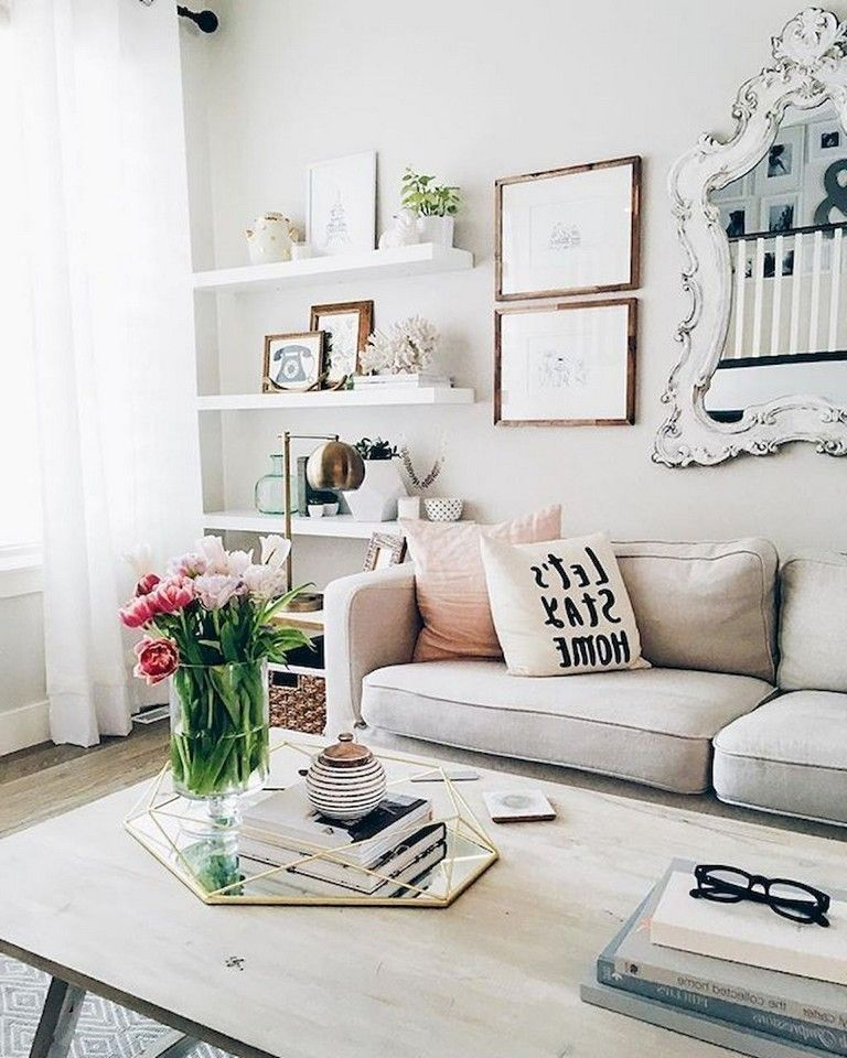 42 Apartment Living Room Decorating Small Apartment Decorating Living Room Small Living Room Decor Living Room Decor Apartment