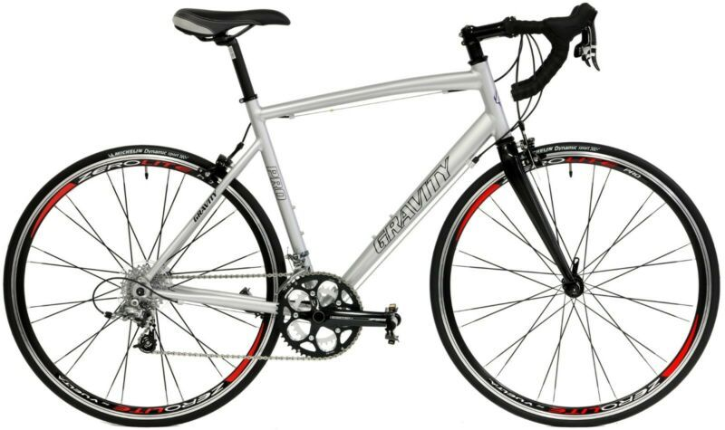 Gravity Pro Size 53 5 Road Bike Sram Force 2x10 Carbon Forks In 2020 Bicycles For Sale Bike Road Bike