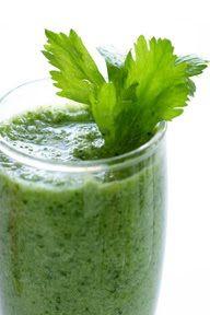 batidos verdes o green smoothies