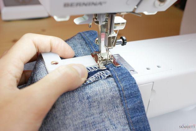 Tips para coser tela vaquera como una profesional