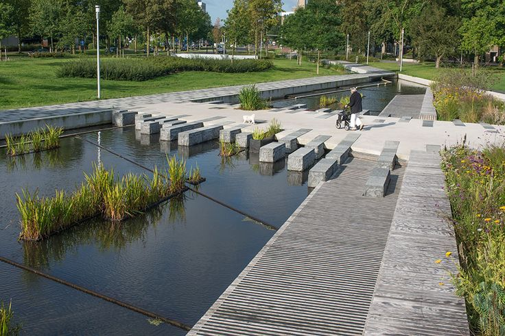 Home Design: Ecology Water Channel Design