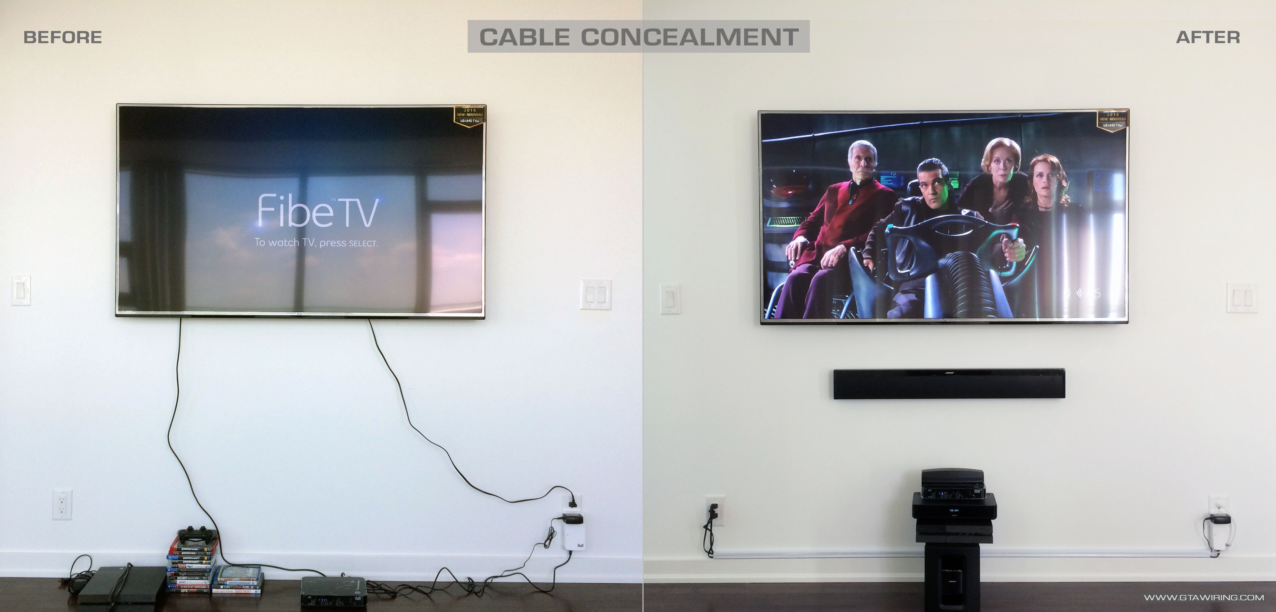 8 best Cable concealment images on Pinterest | Cable, Cabo and Cords