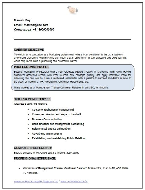 Resumes For High School Students With No Experience template